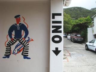 Lino signage